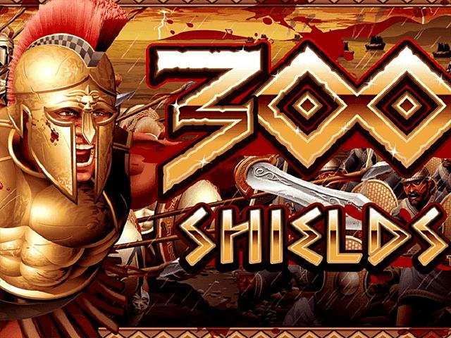 Играть на сайте в виртуальный автомат 300 Shields