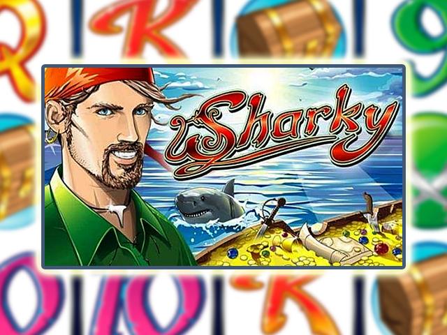 Играть в азартный игровой автомат Sharky