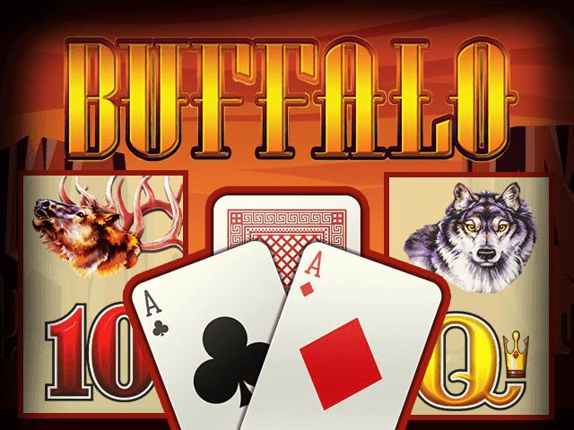 Онлайн-автомат Buffalo с большими призами