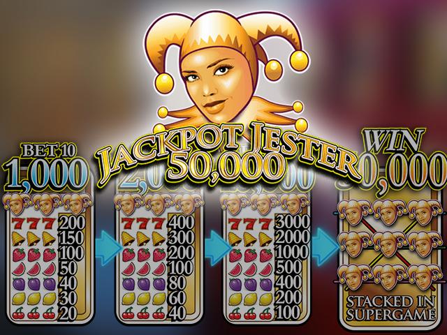 Jackpot Jester 50 000