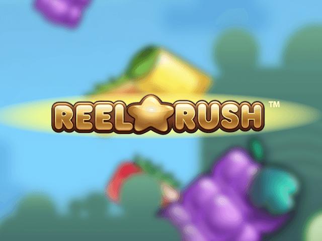 Игровой онлайн-автомат Reel Rush